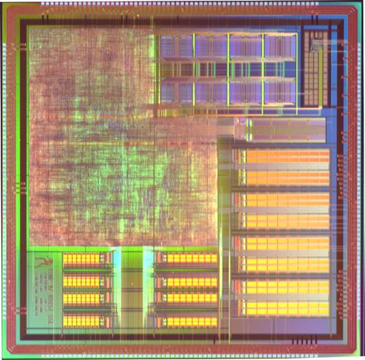 RamP-4 Mobile 3D Processor